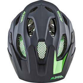 Alpina Carapax 2.0 Kask rowerowy, charcoal-green